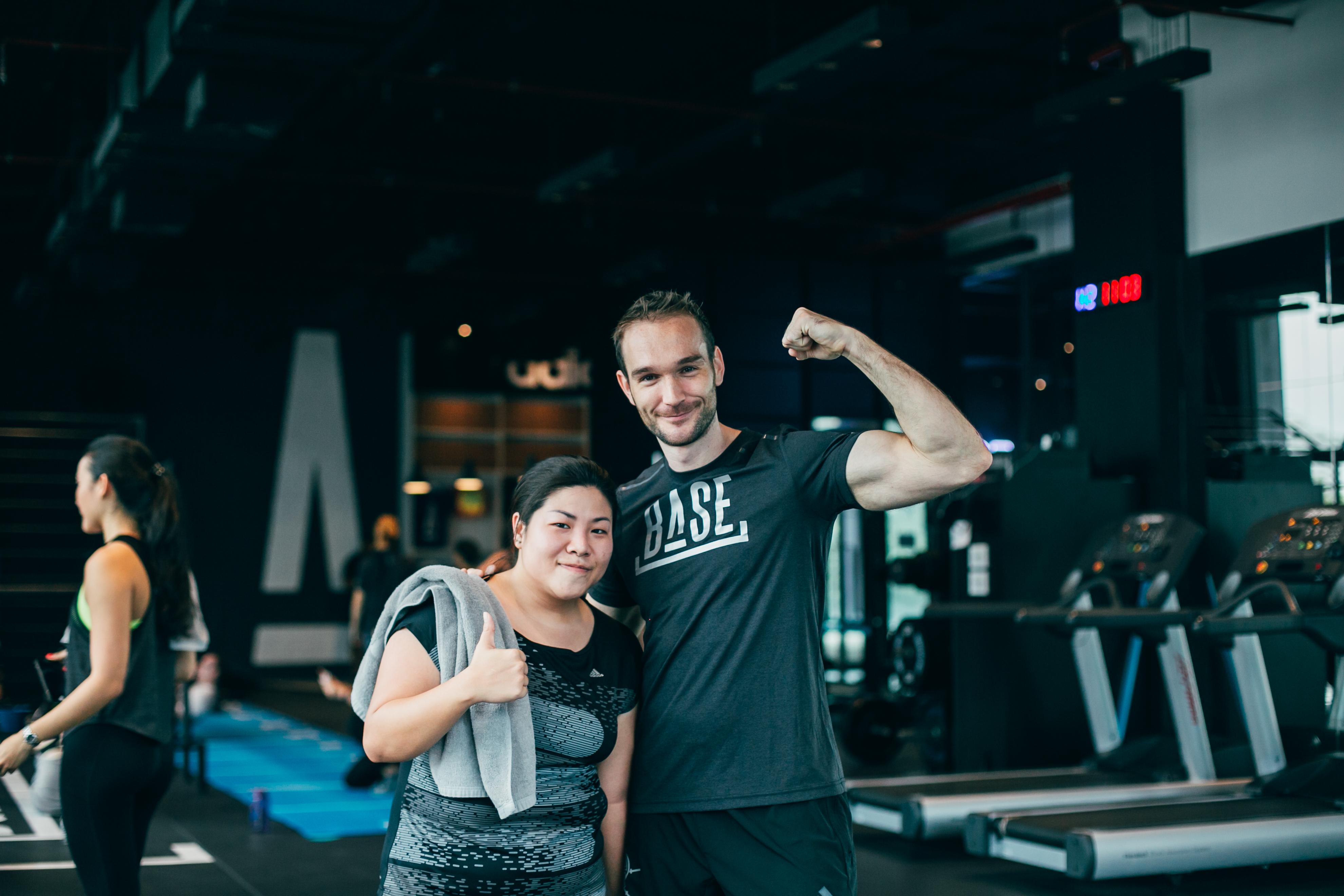 60 Days Challenge Gym Workout