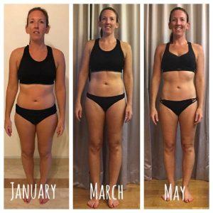 ลดไขมัน 5.5% เพิ่มกล้ามเนื้อกว่า 1.6 กิโลกรัม! ภายในเวลา 5 เดือน