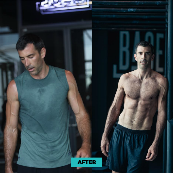 How Brad Lost 6.4% Body Fat & Got Shredded