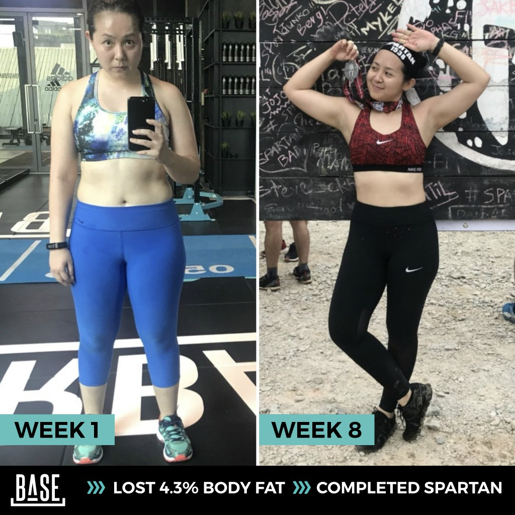 How Dear Lost 4.3% Body Fat In 60 Days & Won Our Challenge
