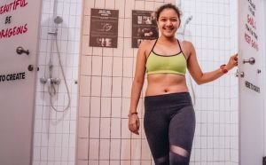 Body Fat dropped by 7% in 60 Days with Sadia and Sister