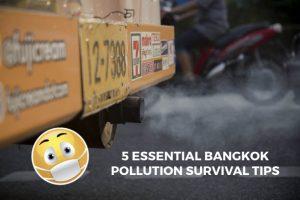 เคล็ด (ไม่) ลับเอาตัวรอดกับมลพิษในกรุงเทพ