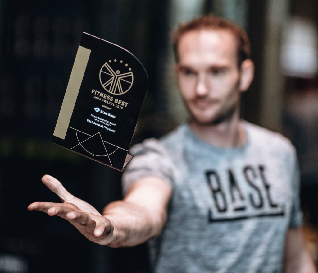BASE Bangkok wins Asia's Gym of the Year award! 🏆
