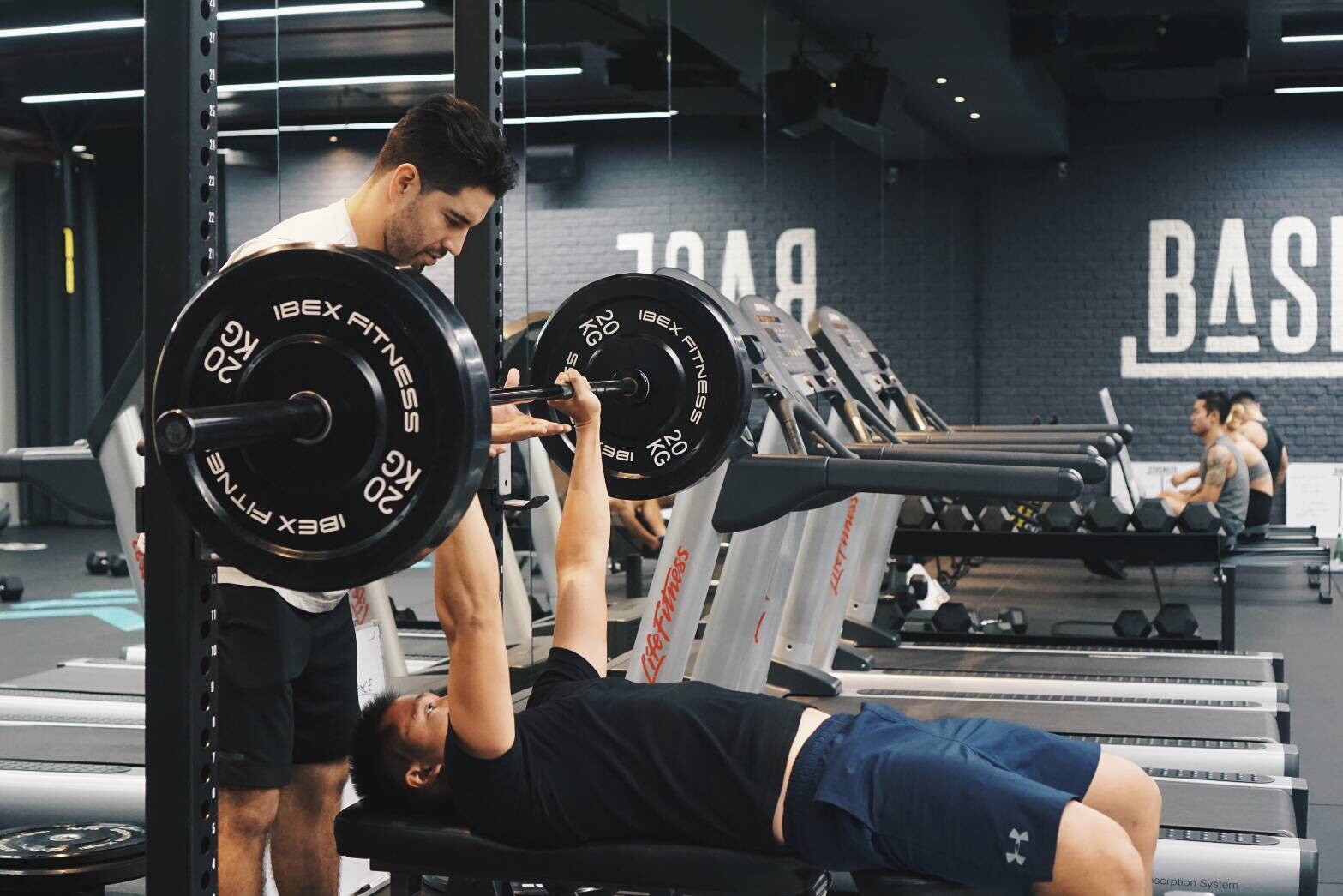 Become a Personal Trainer in Bangkok
