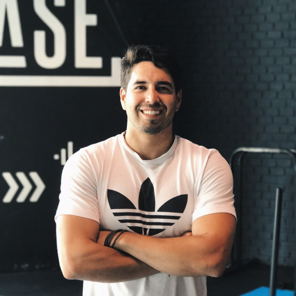 BASE Lowdown: Personal Training Coach Brent