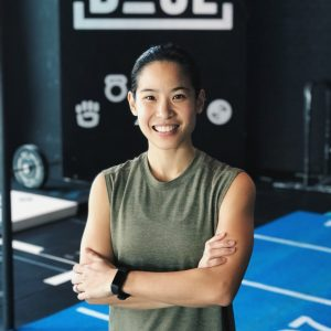 BASE Lowdown: Personal Training coach Gale