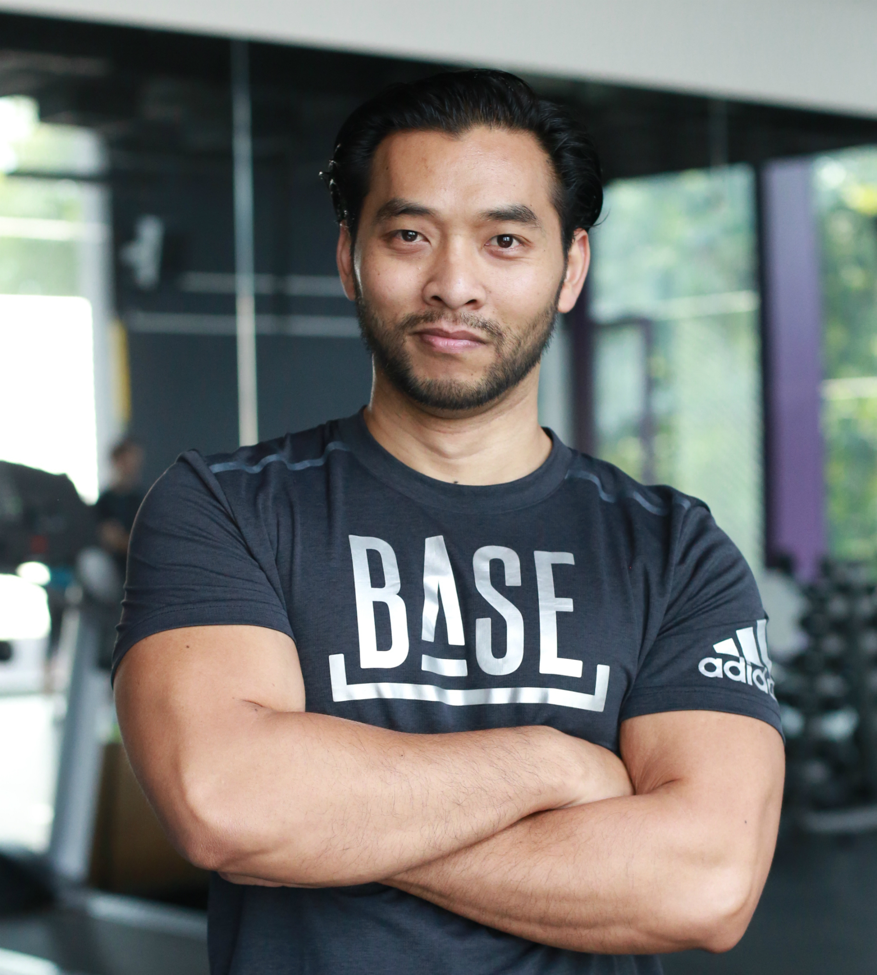BASE Lowdown: Personal Training Coach Tak