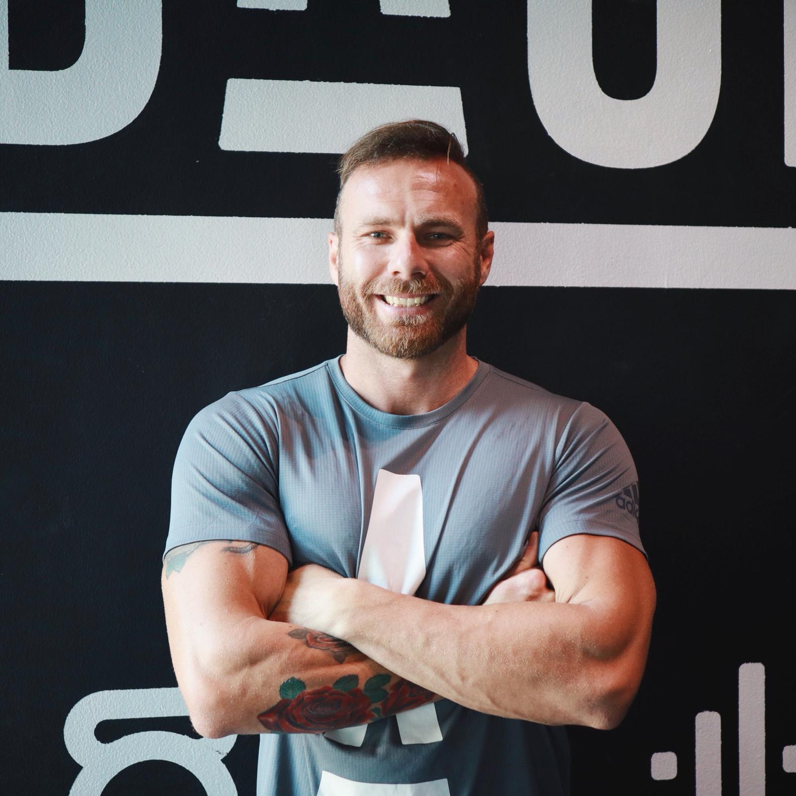 BASE Lowdown: Personal Training Coach Tommy