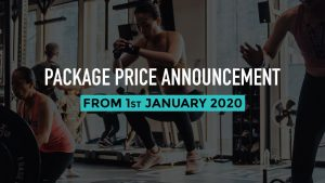 Notice: BASE Package Prices in 2019