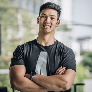 BASE Lowdown: Personal Trainer, Coach Gun Janchai