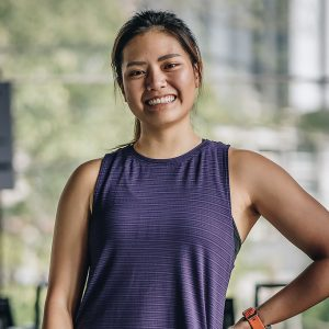 BASE Lowdown: Personal Trainer, Coach Mimi