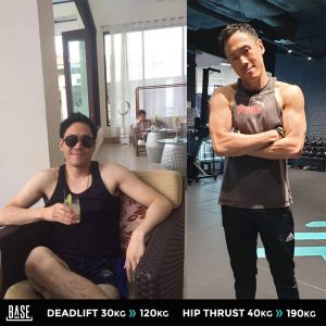 How Plot Transformed His Body & Increased His Deadlift By 300%