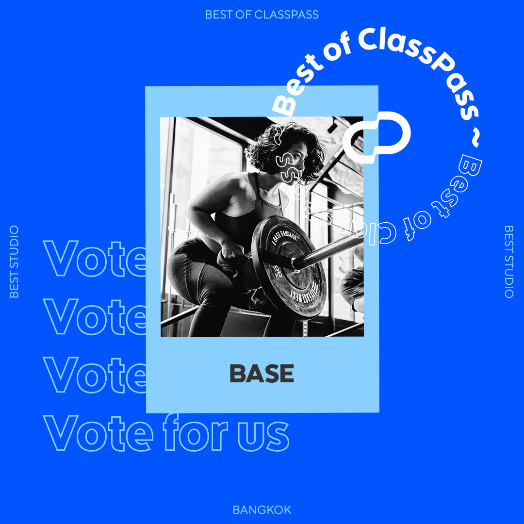 BASE Wins 'Bangkok's Best Studio' & 'Best Instructor' In ClassPass Awards