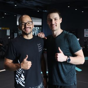 How Coach Jeff Helped Diego Lose 6kg and Train Pain-free