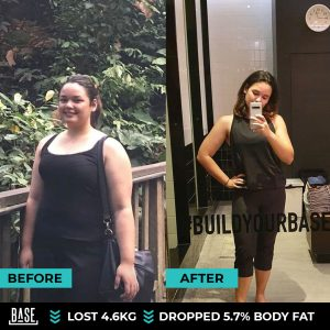 How Shanna lost 4.6kg weight and dropped 5.7% body fat in 60-day BASELINE Challenge