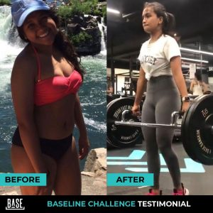 How Nuna transformed her body and mind, hitting 'Personal Bests' along the way