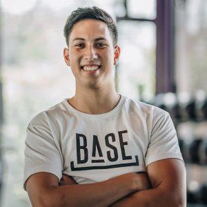 BASE Lowdown: Personal Trainer, Coach Antony