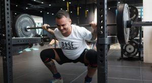 BASE Lowdown: Personal Trainer, Coach Jamal